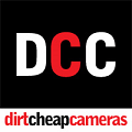 $10 off your order @ Dirt Cheap Cameras
