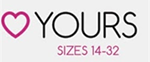 10% off your purchase @ Yours Clothing
