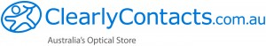 10% off contact lenses for new customer @ Clearly Contacts