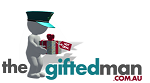 10% off site wide @ The Gifted Man